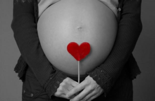 Vou ser mãe e agora