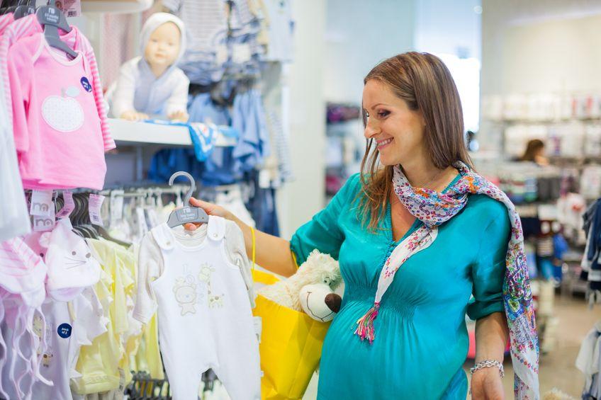 como economizar dinheiro durante a gravidez