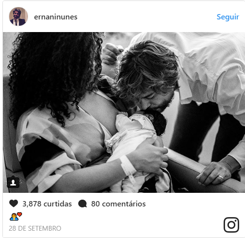 Juliana Alves relato do parto